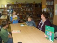 Pasākumi veltīti Starptautiskajai skolu bibliotēku dienai.