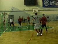Latvijas Speciālās Olimpiādes UNIFIED sacensības telpu futbolā