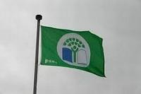 Kokneses internātpamatskola – attīstības centrs ieguvusi Ekoskolas Zaļo karogu