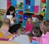 Džimba viesojas Kokneses internātpamatskolā – attīstības centrā