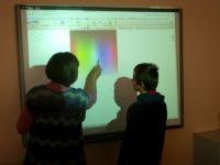 """eTwinning projekts """"Satiekamies un zīmējam"""" (Meet and Draw)"""