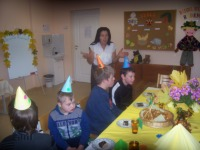 Dzimšanas dienu ballīte c klašu jubilāriem