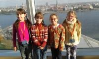 Ekskursijā uz  Rīgu