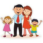 """Interaktīvs mācību materiāls """"Ģimene"""""""