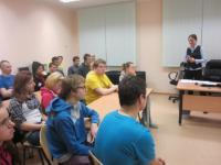 Swedbank skolu programmas mācību stunda