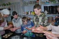 C klašu skolēnu viesošanās Kokneses Radošā mājā