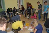 """Projekta """"Atbalsts jauniešiem Koknesē"""" aktivitāte """"Visi kopā!"""""""