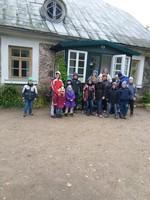 Mācību ekskursija uz Tērvetes dabas takām.