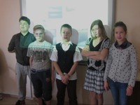 "eTwinning projekts ""Water emotions and poetry"""