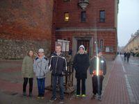 Skolēni apmeklē Latvijas Kara muzeju Rīgā