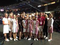 Kokneses internātpamatskolas – attīstības centra audzēknis atgriezies ar medaļām no Speciālās Olimpiādes Pasaules Vasaras spēlēm Abu Dabi