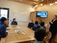 Mācību ekskursija uz Bērzaunes kokzāģētavu